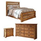 Castagnier Standard Configurable Bedroom Set by Lark Manor