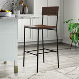 Lanier Bar & Counter Stool by Mercury Row