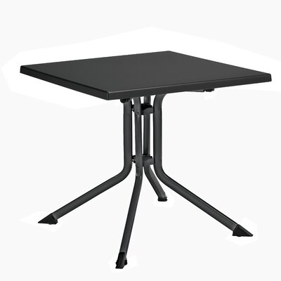 Kettler Folding Plastic/Resin Bistro Table | Wayfair