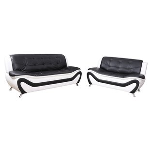 Airlia 2 Piece Living Room Set..