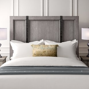 Devers Strap Panel Headboard by Greyleigh