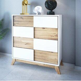 Taveras 4 Drawer Dresser