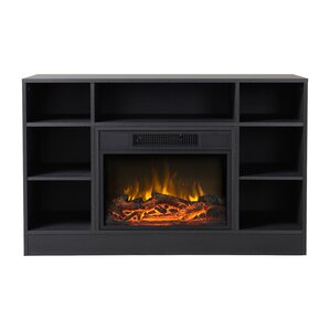 Oakley Media Electric Fireplace TV Stand by ..