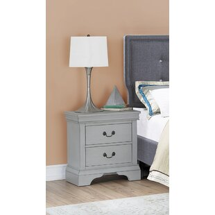 Aureliana 2 Drawer Nightstand