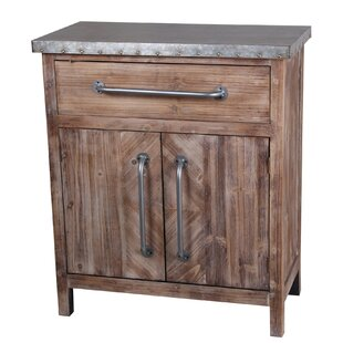 Alpine 2 Door Accent Cabinet by August Grove