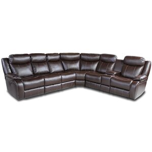 Home Entertainment Reclining Sectional by Re..
