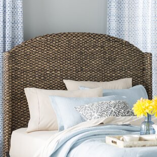 Phelan Wingback Headboard by Beachcrest Home
