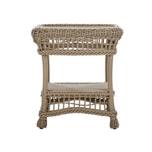 Royals Wicker Side Table