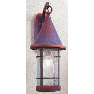 Valencia 1-Light Outdoor Wall Lantern by ..