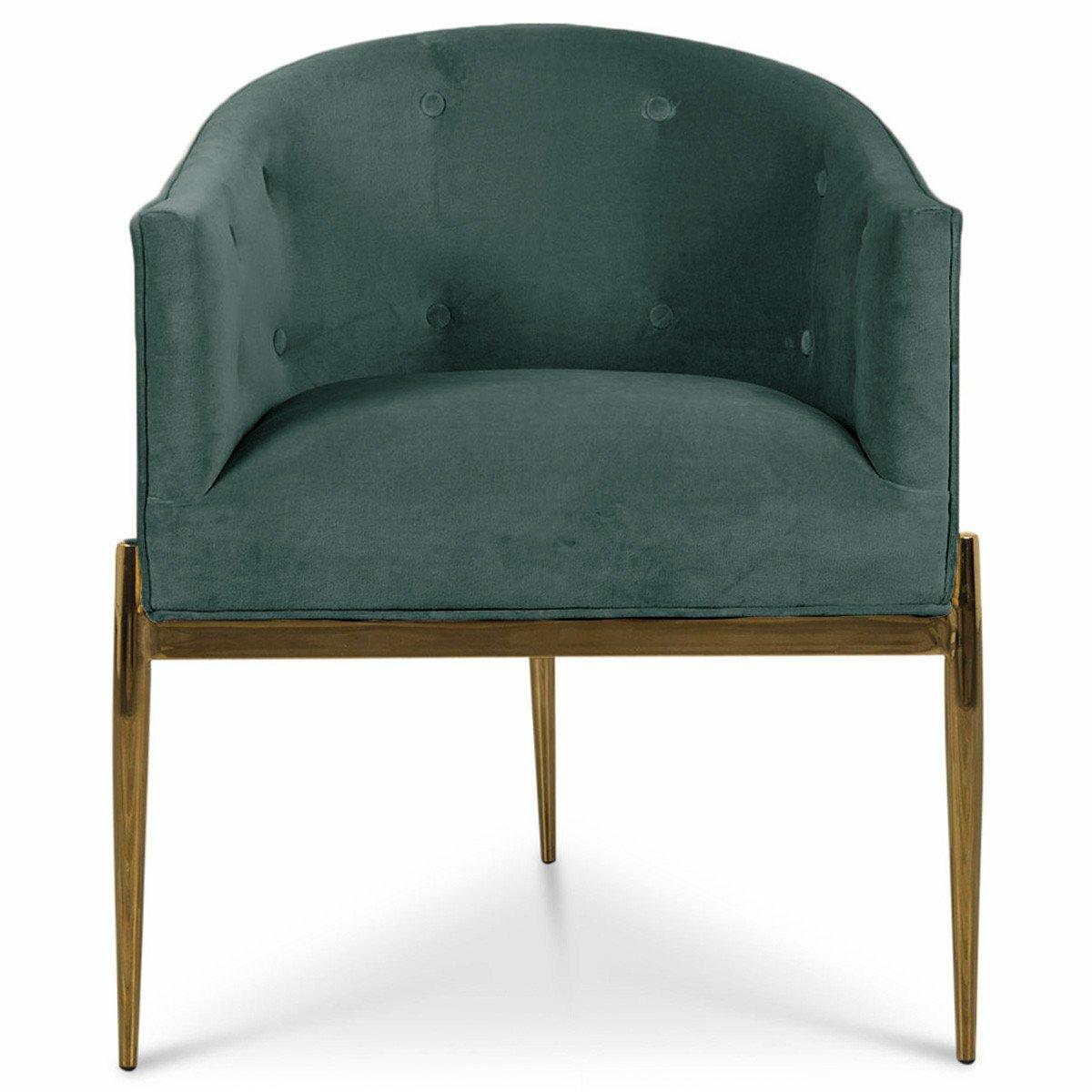 Modshop Art Deco Upholstered Dining Chair Wayfair