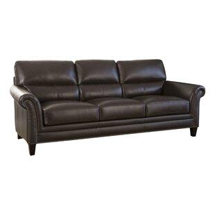 Jeannie Leather Sofa