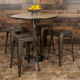 Colleyville Bar & Counter Stool (Set of 4) by Williston Forge