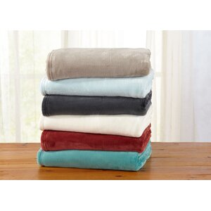 Clara Ultra Velvet Plush Oversize Throw