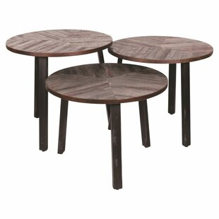 3 Piece End Table by Ren-Wil