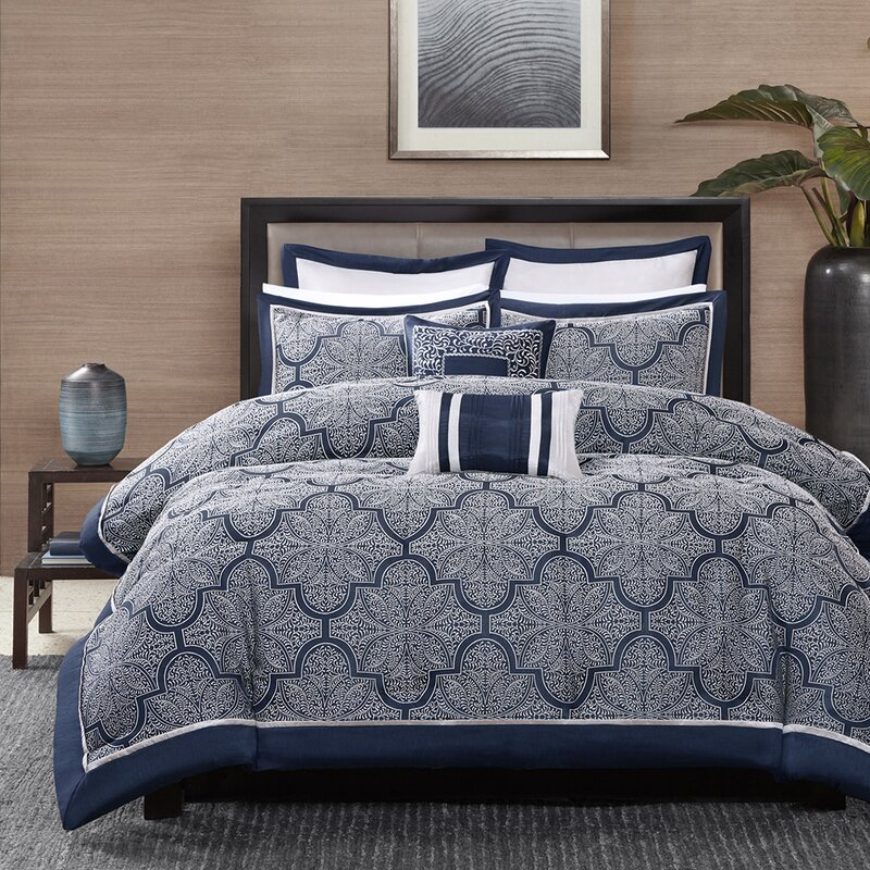 Channel Comforter Set
