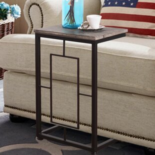 Donaldson End Table by Wrought..