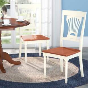 Schacht Solid Wood Dining Chair (Set of 2..