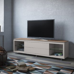 Franklin TV Stand for TVs up to 88 by Latitude Run
