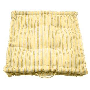 Ragged Stripe Dining Chair Cushion By August Grove