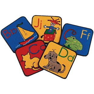 Best Reviews Carpet Kits ABC Phonic Block Area Rug ByCarpets for Kids