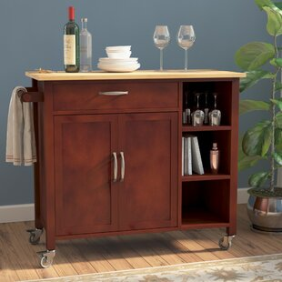 Huey Serving Cart by Darby Home Co
