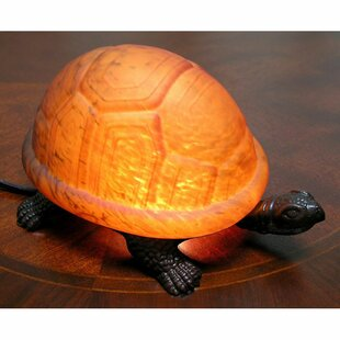 Find the perfect Turtle Accent 4 Table Lamp By Warehouse of Tiffany