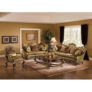 Benetti's Italia Milania Configurable Living Room Set