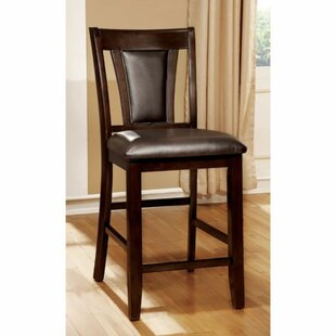 Reviews Johannes Contemporary Counter Height Upholstered Dining Chair (Set of 2) by Red Barrel Studio Reviews (2019) & Buyer's Guide