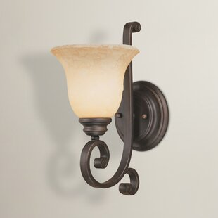 Hambleden 1-Light Wall Sconce by Alcott Hill