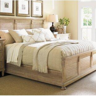 Monterey Sands Panel Bed by Lexington