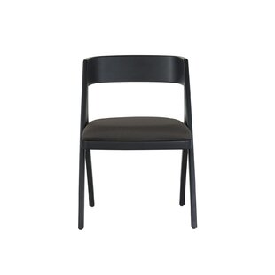 Otega Bent Upholstered Dining Chair by Wr..