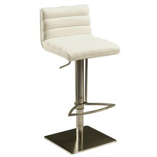Dubai Adjustable Height Swivel Bar Stool ..