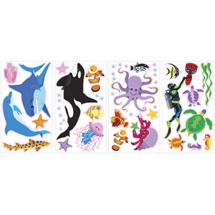 Awesome Ocean Wall Decal