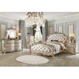 Bulah 5 Piece Standard Configurable Bedroom Set by Rosdorf Park