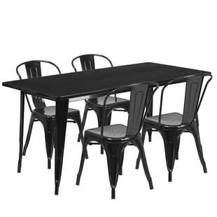 Modern & Contemporary Retro Dining Set | AllModern
