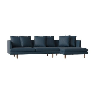 Great choice Crowd Pleaser Sectional by BenchMade Modern Reviews (2019) & Buyer's Guide