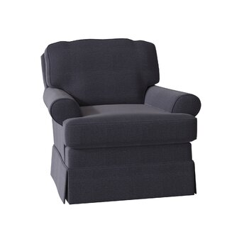 Alleman Swivel Armchair by Darby Home Co SKU:DA299945 Reviews