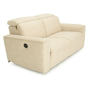 Springfield Leather Reclining Loveseat by Palliser Furniture