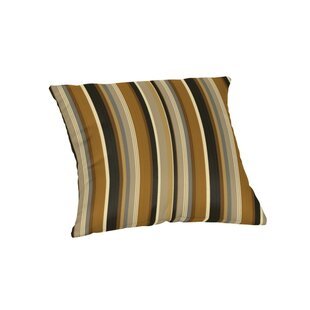 Steven Sunbrella Stripe Outdoor Throw Pillow