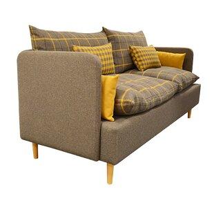 Kivi 4 Seater Sofa By Happy Barok