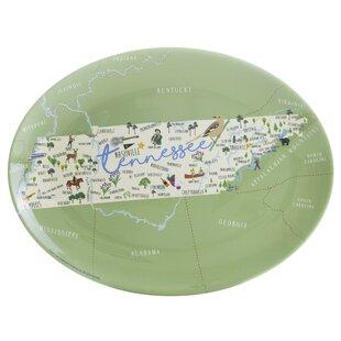 Elora Melamine Platter