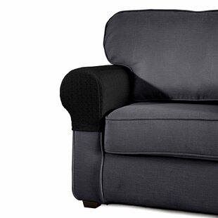 Jacquard Armrest Sofa Silpcover (Set of 2)