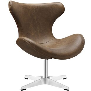 Helm Swivel Wingback Chair