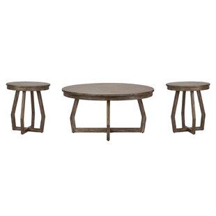 Birch Lane? Heritage Borea 3 Piece Coffee Table Set