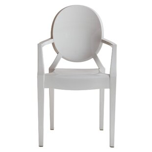 Hazelip Baroque Patio Dining Chair