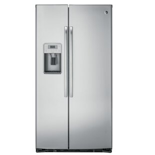 Profile Series 21.9 cu. ft. Side By Side Refrigerator by GE Profile™
