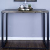 Delphine 41 Console Table by 17 Stories