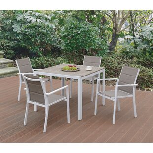 Mainor 5 Piece Dining Set