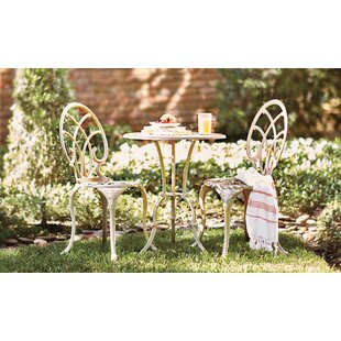 Messer 3 Piece Bistro Set