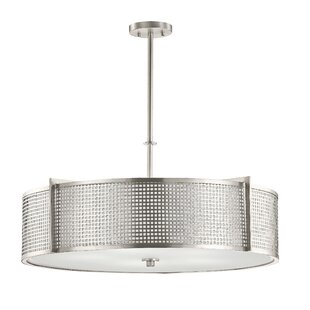 Orren Ellis Pelfrey 5-Light Pendant